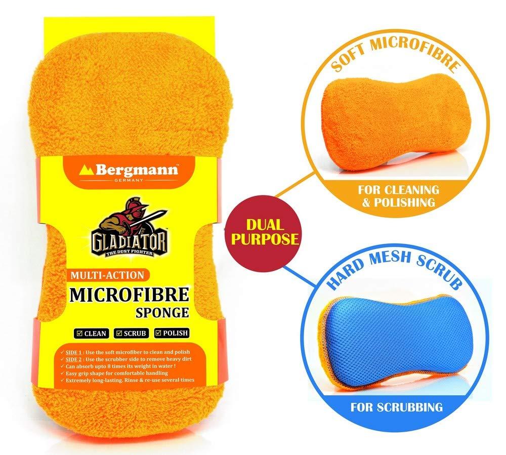 Bergmann Microfibre Sponge