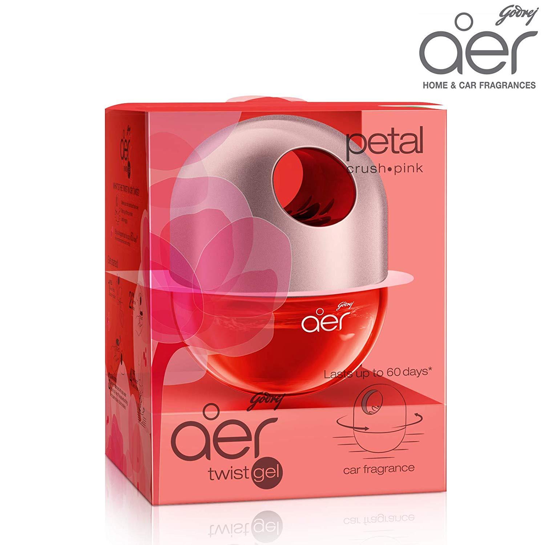 Godrej Aer Twist Gel Petal Crush-pink