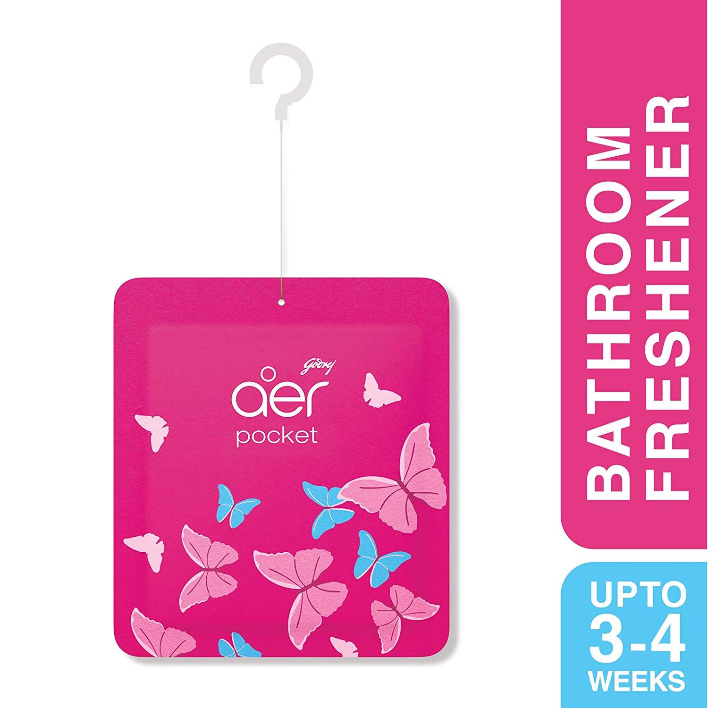 Godrej Aer Pocket Petal Cruch-pink