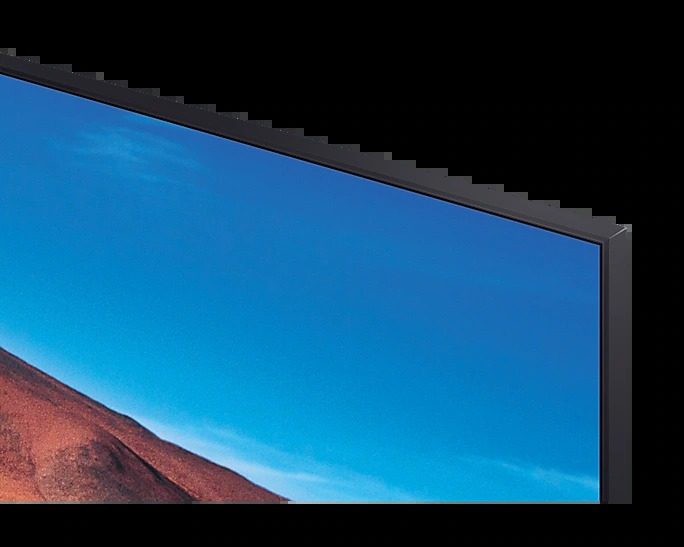 "SAMSUNG (UA43TU7200KXXL) 108cm (43"") 4K Smart Crystal UHD TV"