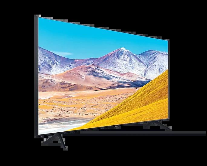 "SAMSUNG (UA43TU8000KXXL) 108cm (43"") 4K Smart Crystal UHD TV"
