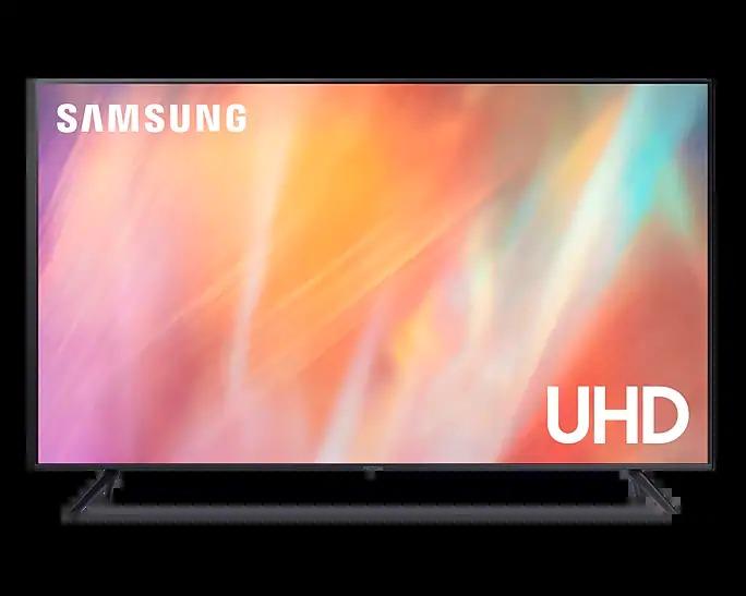 "SAMSUNG (UA55AU7700KLXL) 138cm (55"") Crystal 4K UHD Smart TV"