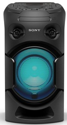 Sony MHC-V21D High Power Portable Party Speaker System (Black)