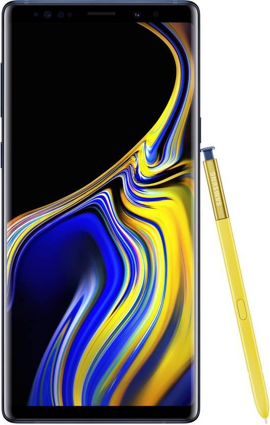 Samsung Galaxy Note 9 (RAM 8 GB, 512 GB, Ocean Blue) - SMART VALUE
