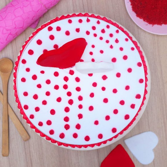 All Your Heart Cake (0.5kg)