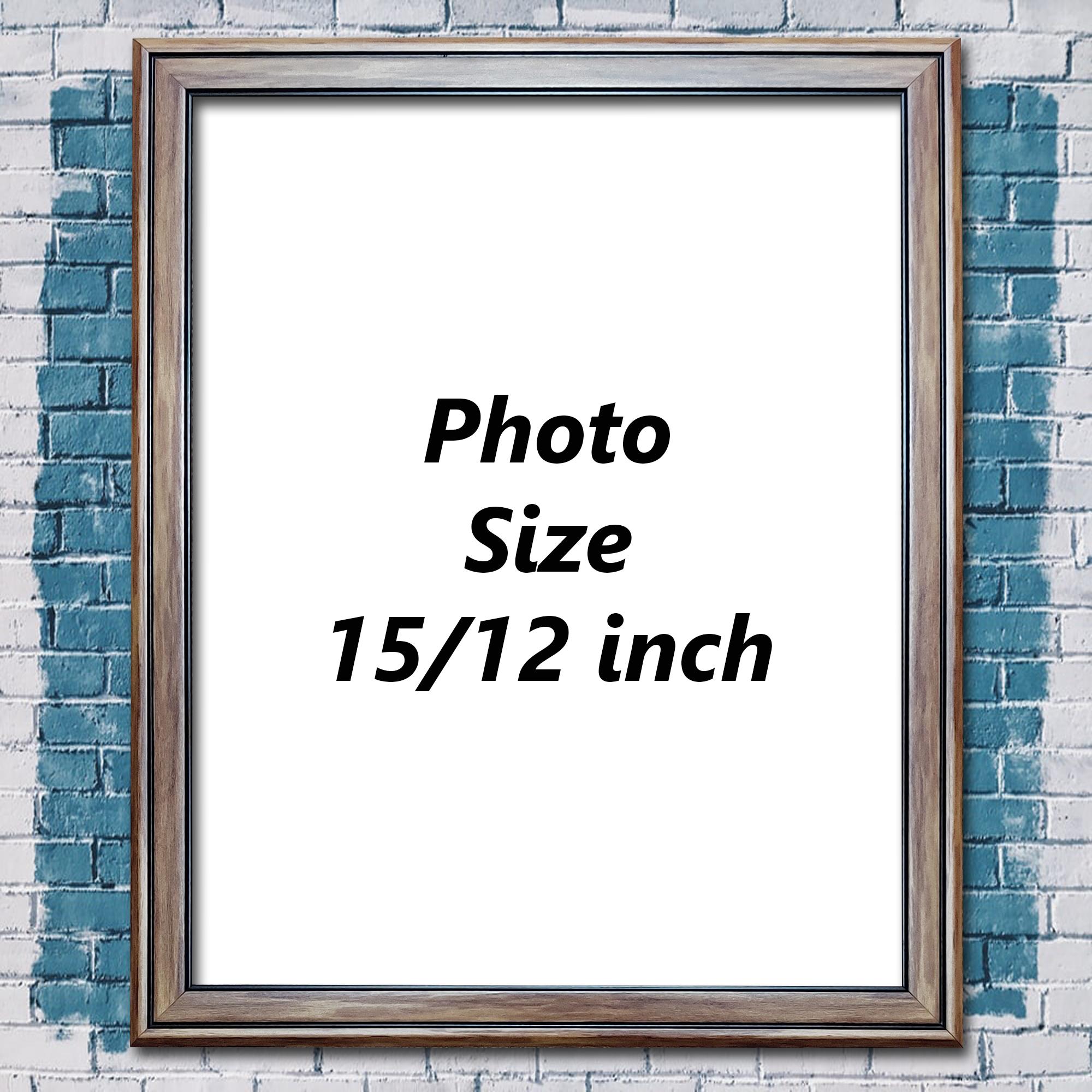 Photo Frame 15/12 Inch BN11 (Glossy Lamination)