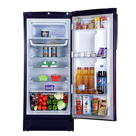 Godrej Edge 240 Ltr 3 Star Direct Cool Single Door Refrigerator ( RD EDGEPRO 255C 33 TAI RY WN )