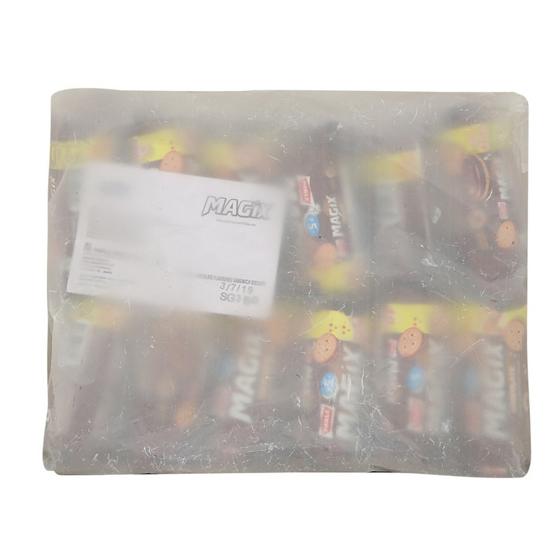 Parle Magix Biscuits Chocolate ,12 N (Rs. 5 Each)