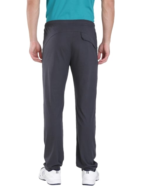 Jockey Graphite Slim Fit Track Pant (M,Graphite)