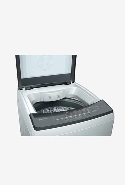 Bosch WOE704Y1IN 7 Kg Top Load Fully Automatic Washing Machine (Silver)