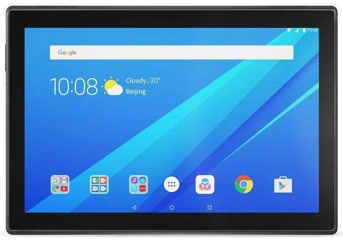 Lenovo Tab4 10 Tablet With Wi-Fi + Cellular