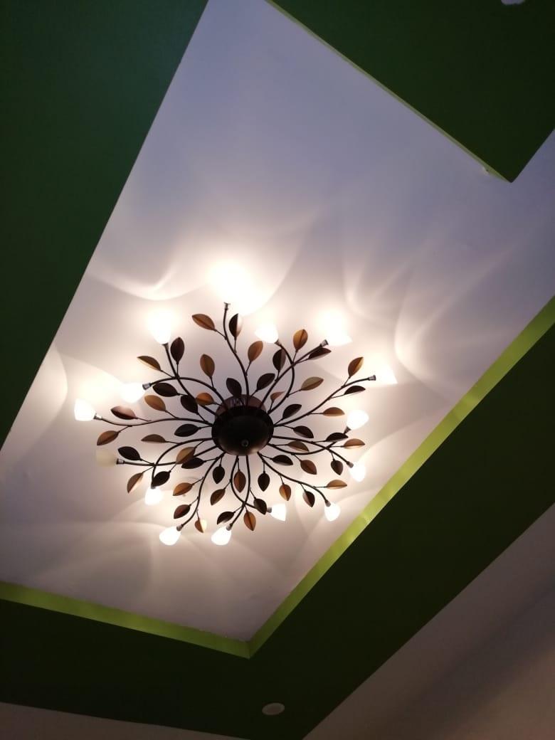 Eglo 90737 Campania Wall/Ceiling Light