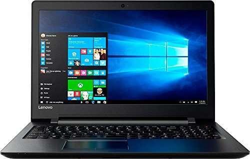Lenovo 110-15 39.62 Cm (15.6) Black Laptop (4 GB, 500 GB, AMD)