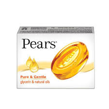 PEARS SOAP PURE GENTLE - 50 G