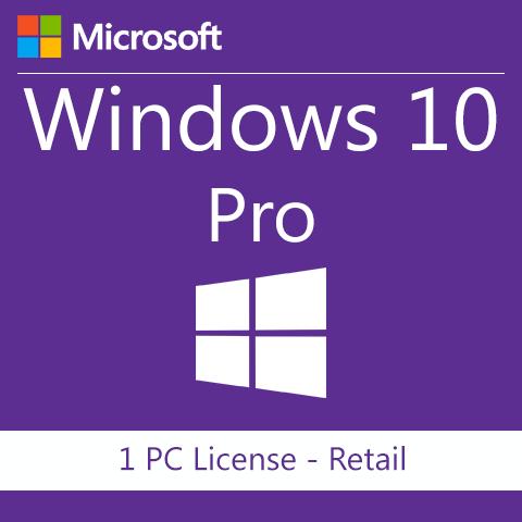 Microsoft Windows 10 Professional 2020 OEM Edition Key