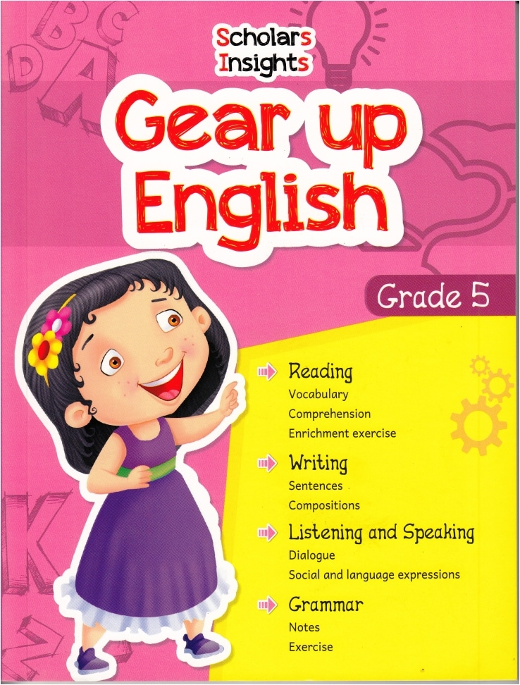 Gear Up English 5