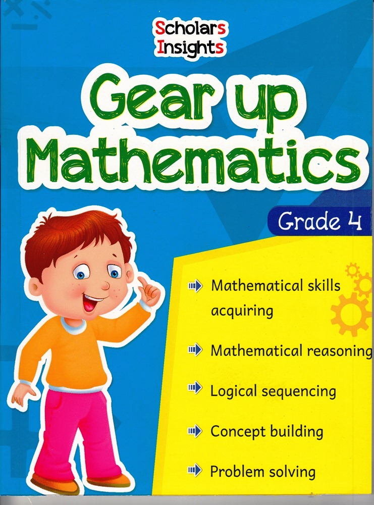 Gear Up Maths 4