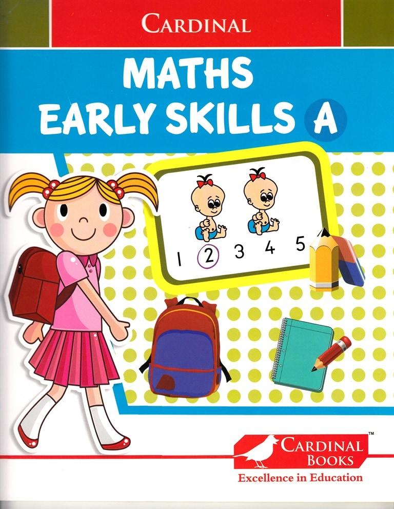 Cardinal Maths Early Skills A