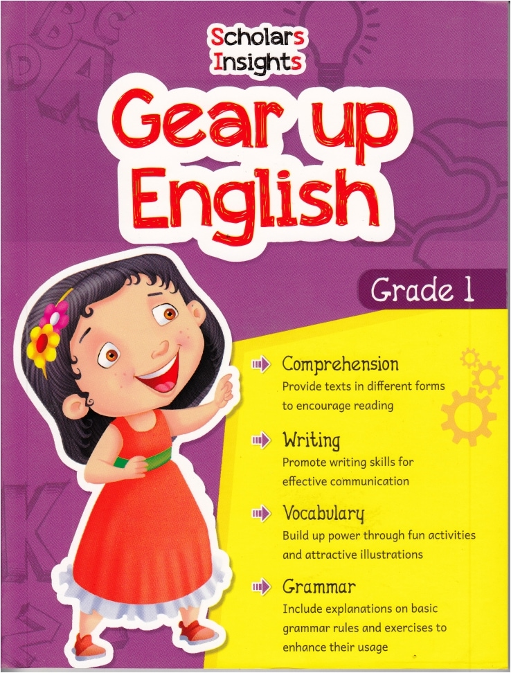 Gear Up English 1