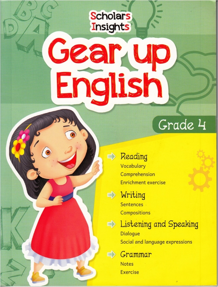 Gear Up English 4