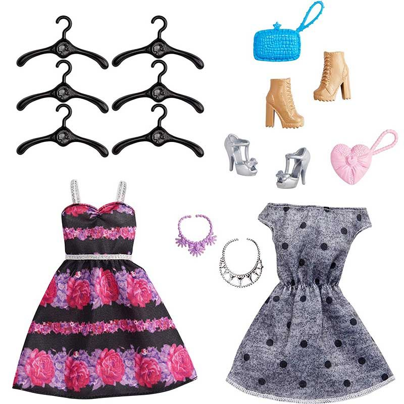 BARBIE ULTIMATE CLOSET DOLL AND ACCESSORY GBK12