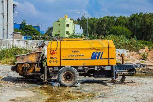 Concrete Pumps On Hire