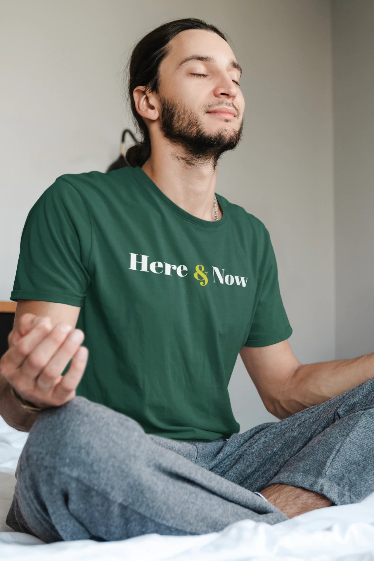 One Word Here & Now Tee (S)