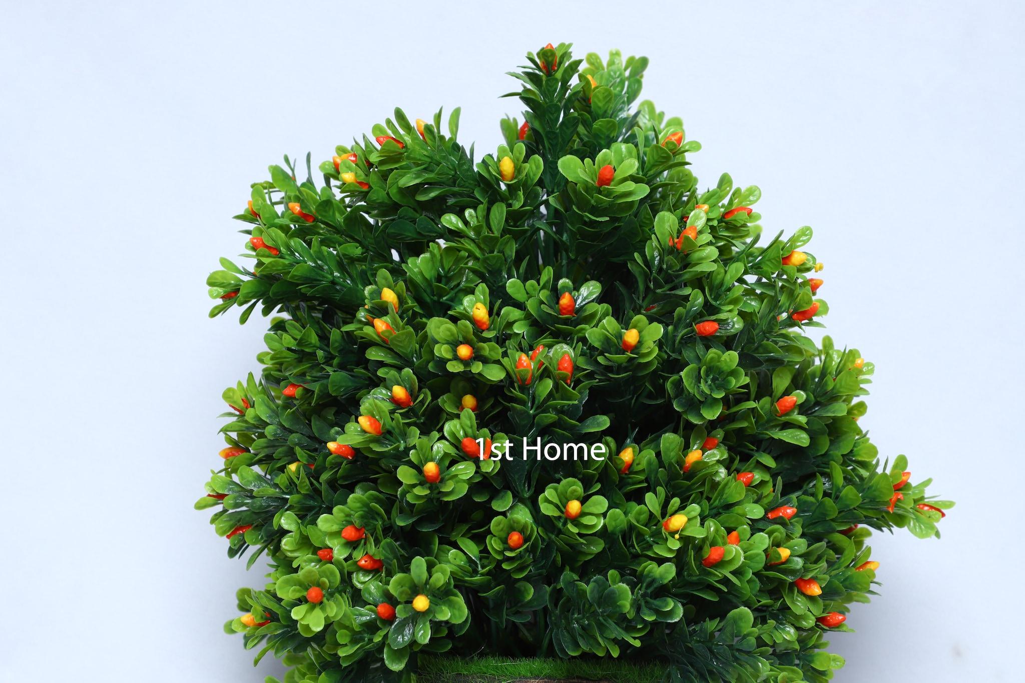 Artificial Green Bush Plant NS1038