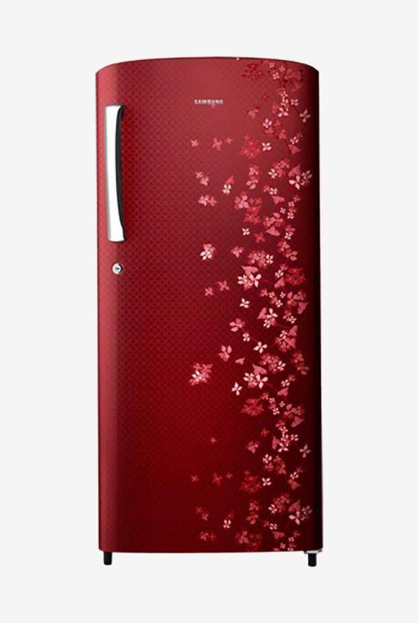 Samsung RR19H1744RY 192L 4S Refrigerator(Sanganeri Ring Red)