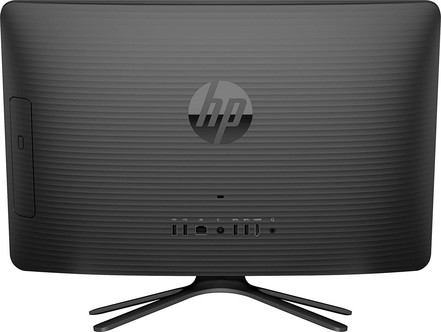 HP 20-c205il 19.45- All-in-One Desktop (Intel Celeron J3060/4GB/1TB/DOS/Integrated Graphics), Jack Black