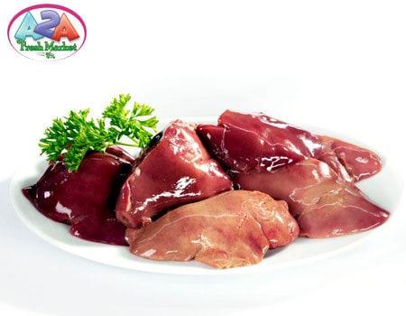 Mutton Liver - Mutton - Goat & Lamb - A2a Freshmeat Market
