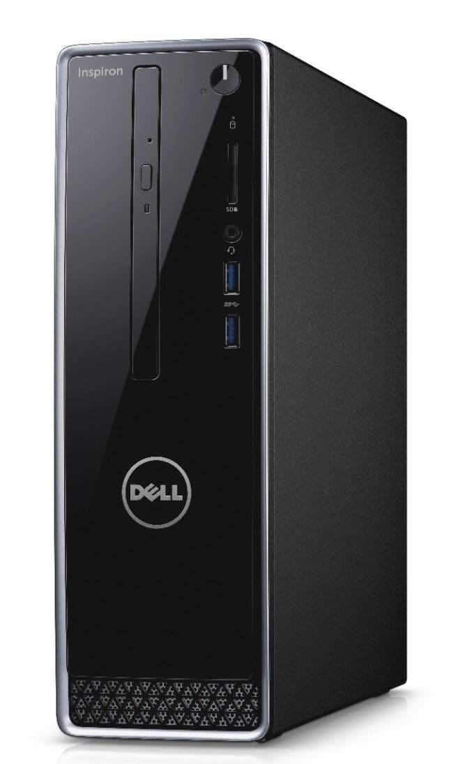 Dell Inspiron 3472 MV570 SFF Desktop (Celeron Dual Core 4 GB DDR4 1 TB Dos-Ubantu Without Monitor)