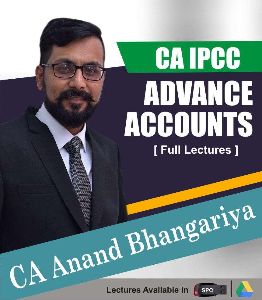 CA IPCC GROUP II Advanced Accounting Full Lectures By CA ANAND BHANGARIYA