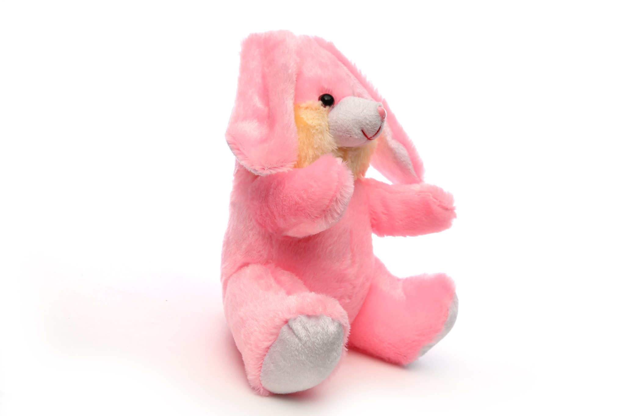 AT-1118-PINK BUNNY 30CM