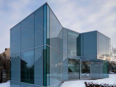Saint Gobain Tinted Building Glass