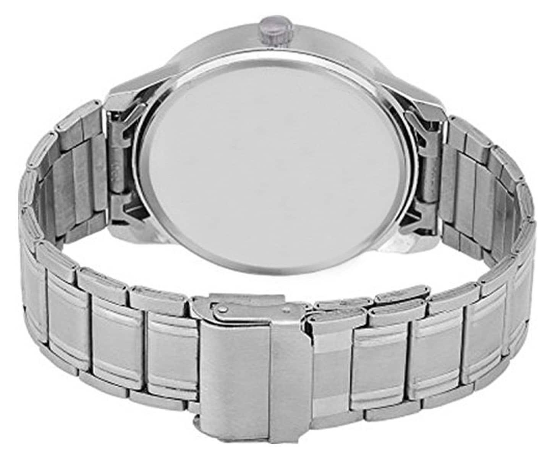 LOREM Analogue Silvar  Dial Men's & Boy's Watch