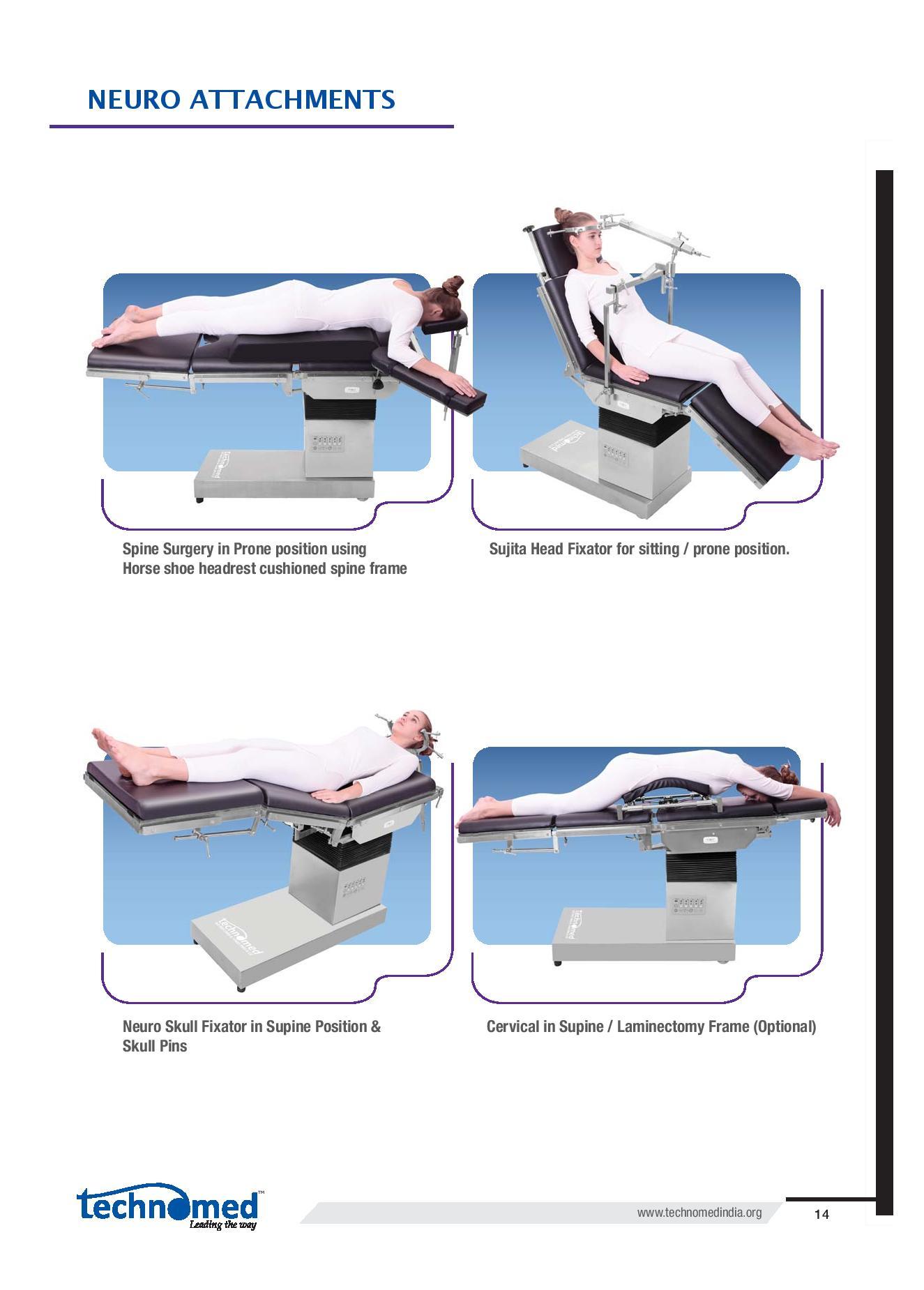 SURGICAL TABLES (TMI1201)