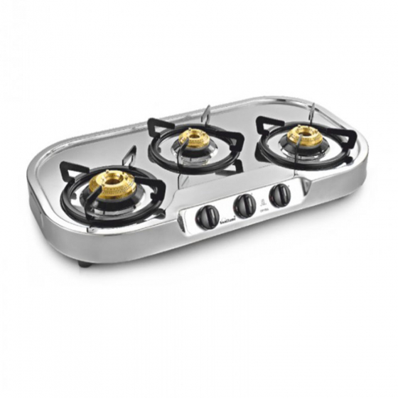 Sunflame Gas Stove Spectra SS 3 Burner