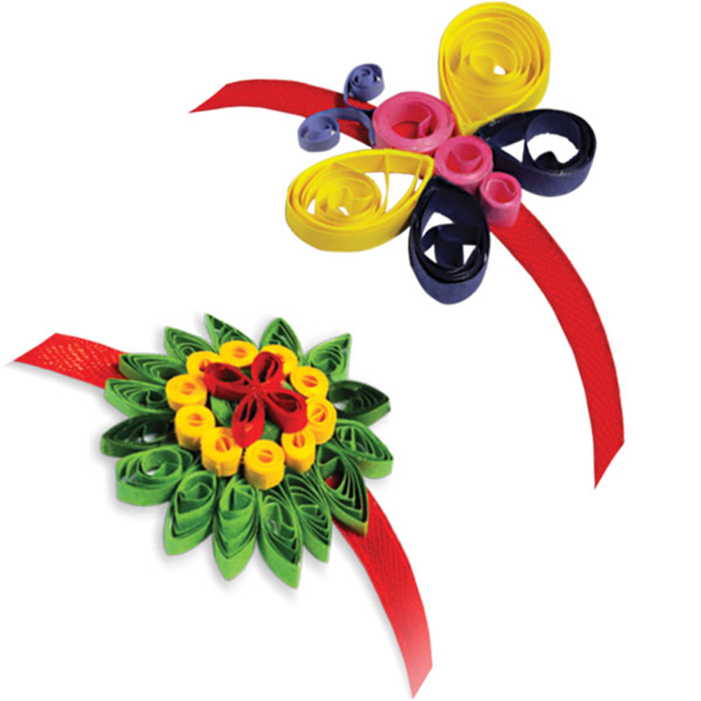 Wrist Bands - Paper Quilling Kits