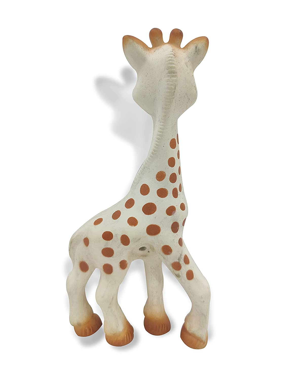 Pets Empire Dog Puppy Squeaker Latex Giraffe Toy Throw And Chew 1 Piece