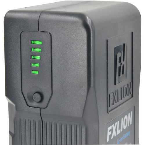 Fxlion V-Mount Battery Lithium-Ion (250Wh) BP-250S 14.8V