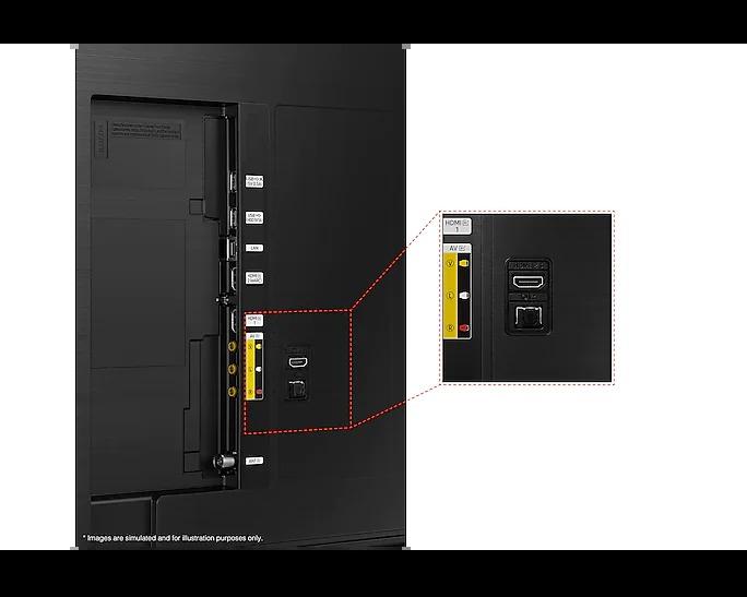 "SAMSUNG (QA55Q60AAKLXL) 138cm (55"") QLED 4K Smart TV"