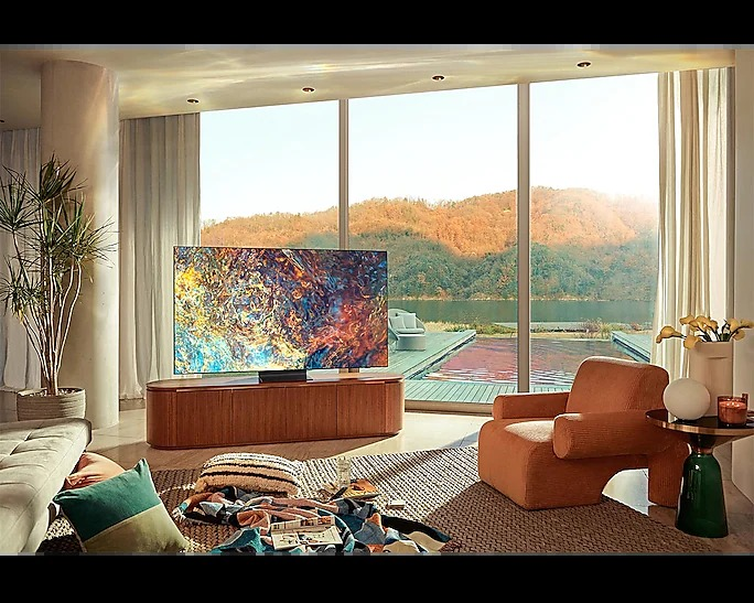 "SAMSUNG (QA55QN90AAKLXL) 138cm (55"") Neo QLED 4K Smart TV"