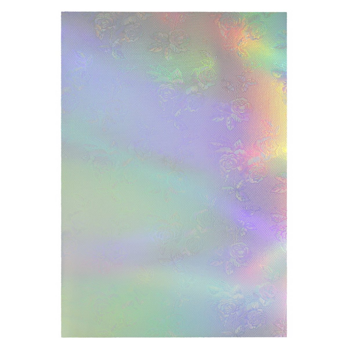 Metallic Paper A4 Holographic Daisy 340gsm (CPMA4H-05)