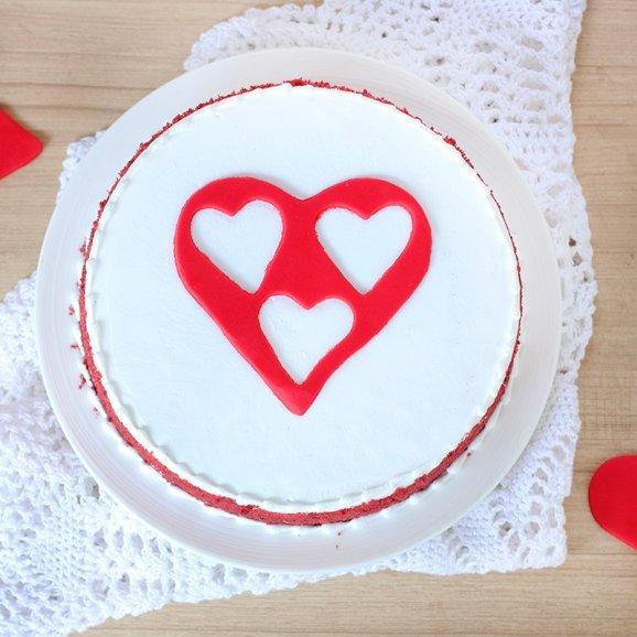 Radiant Bliss Cake (1kg)
