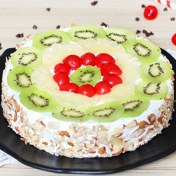 Fruit-cake-5-star-cake (2kg)