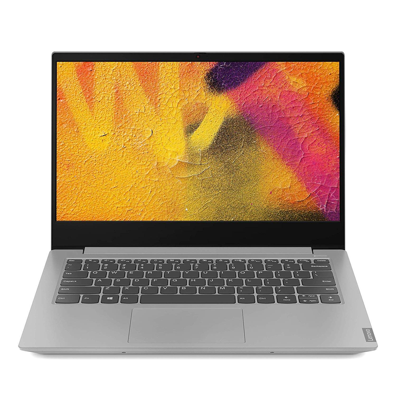 Lenovo Ideapad S340 8th Gen Intel Core I5 14 FHD Thin And Light Laptop (8GB RAM/512GB SSD/Win 10 Home/Microsoft Office 2019 / Platinum Grey / 1.55Kg), 81N700LXIN