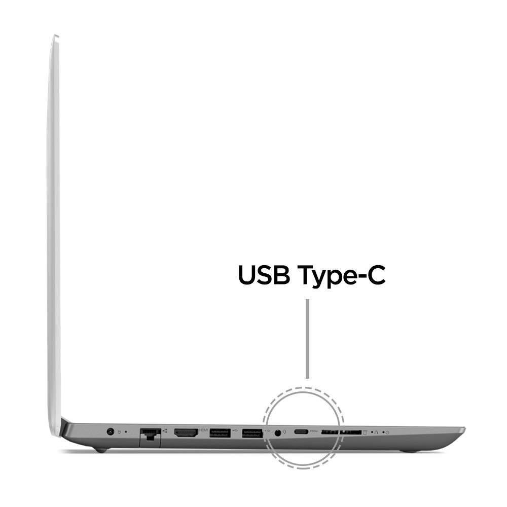 Lenovo Ideapad 330 Intel Core I3 7th Gen 15.6- FHD Laptop (4GB RAM/1TB HDD/Windows 10 Home/2.2 Kg/Platinum Grey), 81DE02WCIN