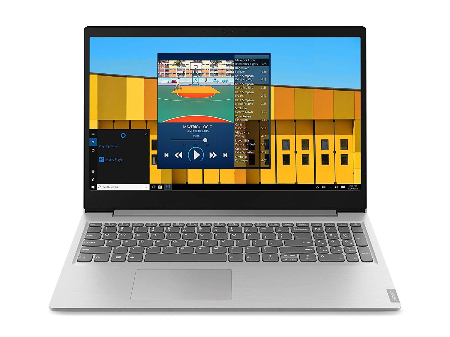 Lenovo Ideapad S145 AMD A9-9425 15.6- HD Thin And Light Laptop ( 4GB RAM / 1TB HDD / Windows 10 Home / Office Home And Student 2019 / Grey / 1.85Kg ), 81N3004EIN