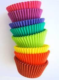 101 Mix Colors Baking Paper Muffin Cake Cups